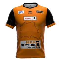 BR Volleys - Trikot 2020-21 - HOME - 13-Patch - Gr: XL