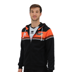 BR Volleys - TeamWear 2020-21 - Zip-Hoody - Gr. L