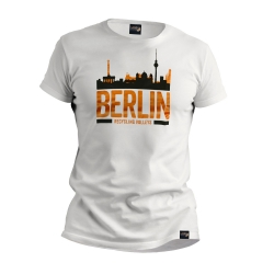 BR Volleys  - T-Shirt - Skyline - UNISEX - Gr. 2XL